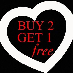 Accessories - SALE: Buy 2 Items listed @ $7 or less, Get 1 Free!